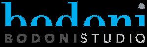Bodoni Studio Logo