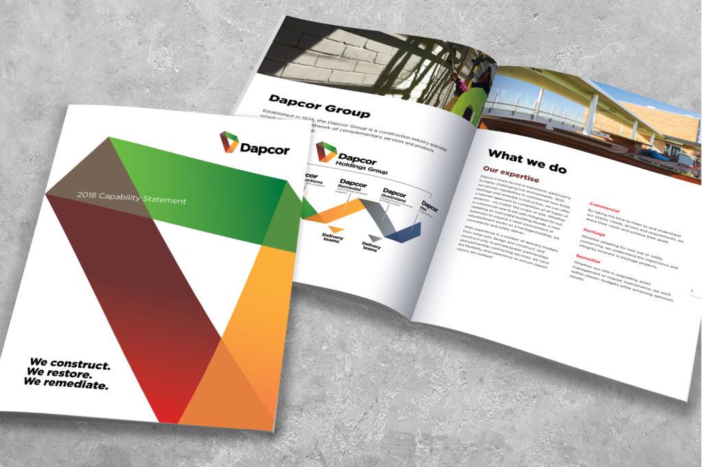 Dapcor brochures