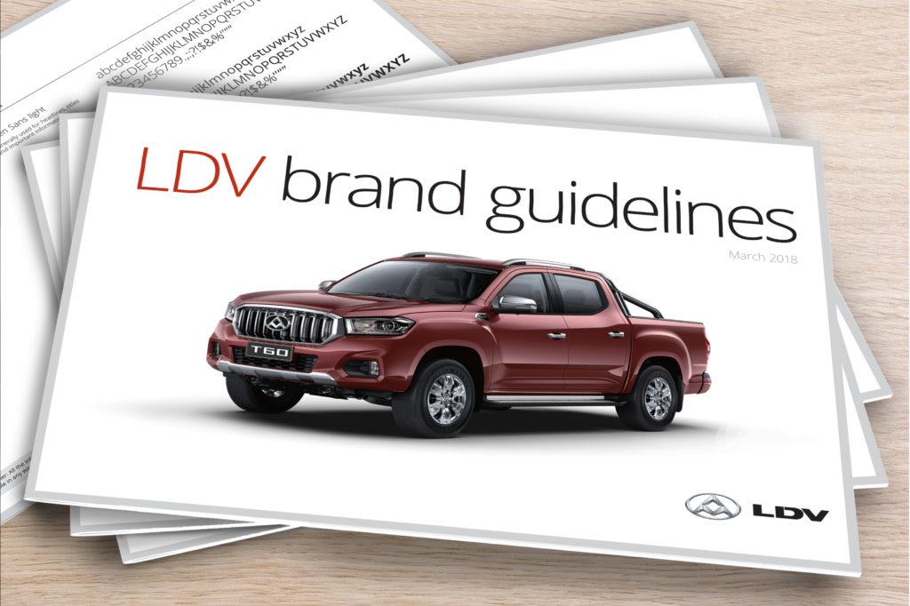 LDV brand guidelines