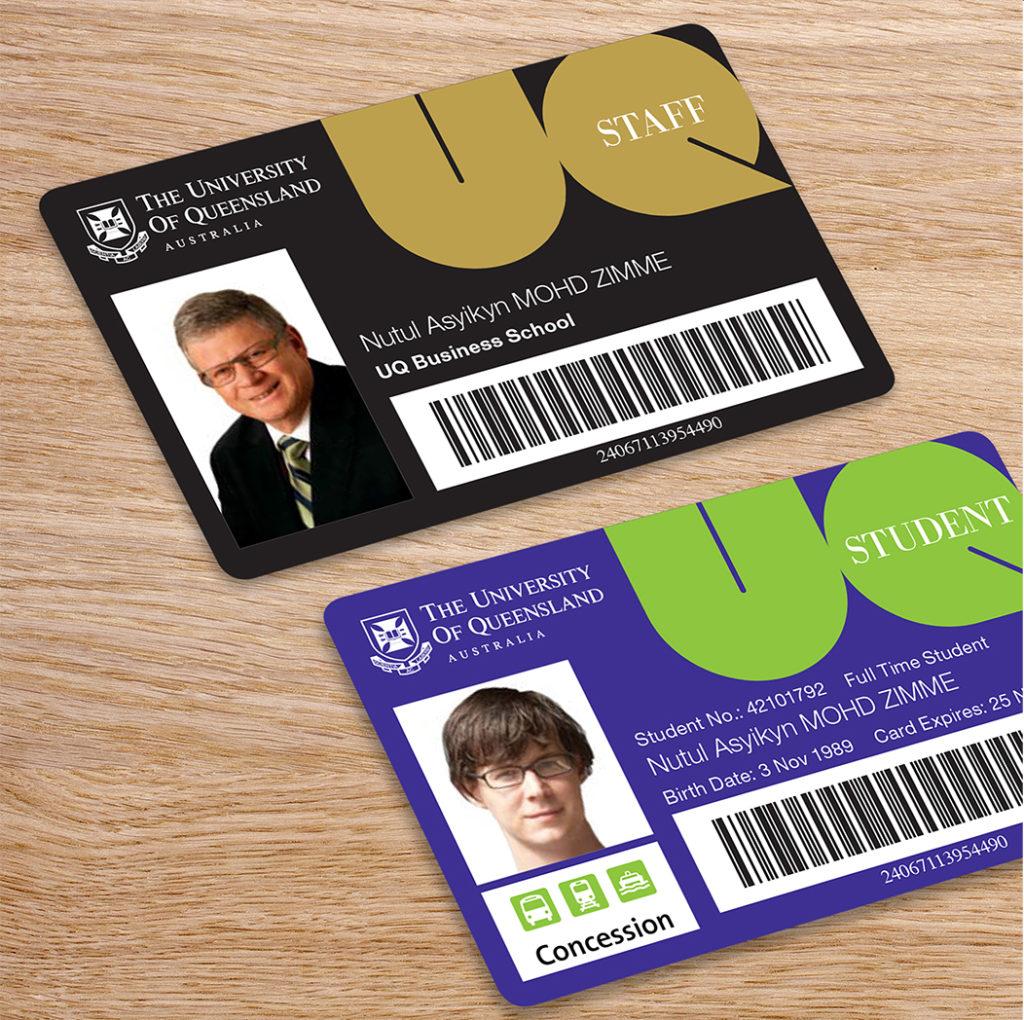UQ IDs